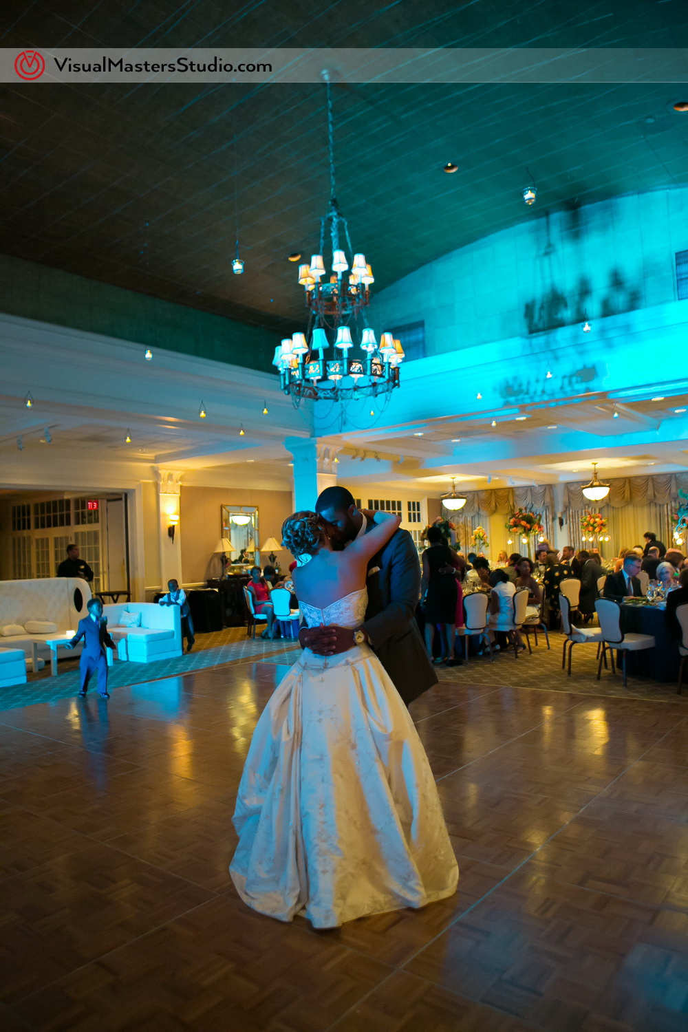 First Dance  at Preakness Hills Country Club by Visual Masters