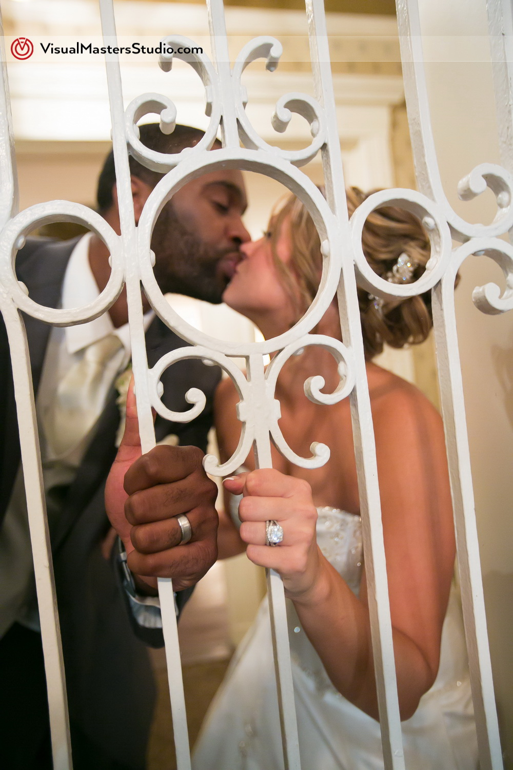 Hidden Kiss at Preakness Hills Country Club by Visual Masters