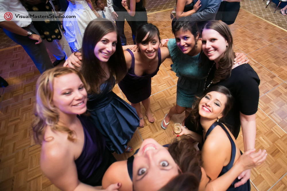 Wedding Party at Preakness Hills Country Club by Visual Masters
