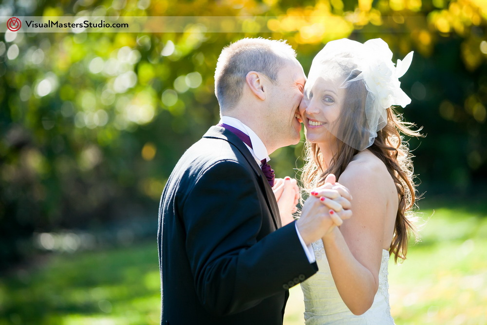 Fall Wedding at The Inn at Fernbrook Farms by Visual Masters