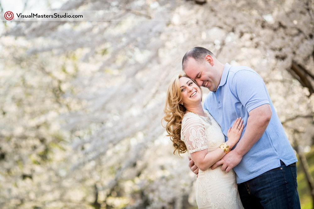 Intimate E-Session at Branch Brook Park by Visual Masers