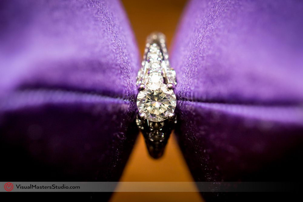 Diamond Engagement Ring by Visual Masters