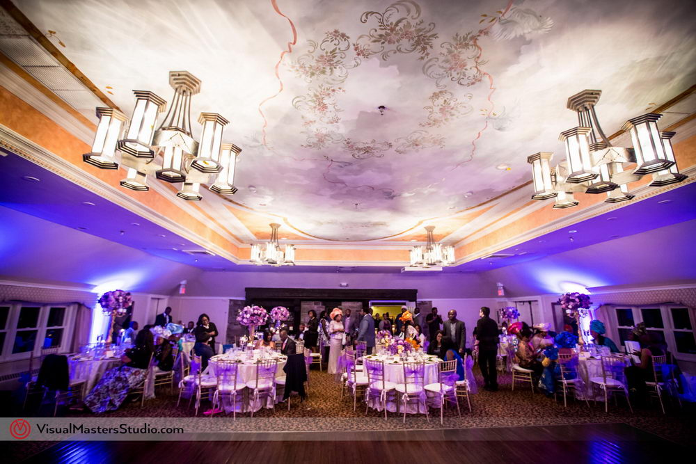 The inside of Skylands Manor was just as exquisite as the exterior, illuminated with violet and flowing elegantly with the theme of the wedding and the wedding party.  We had just as much fun shooting this wedding indoors as I did outdoors!