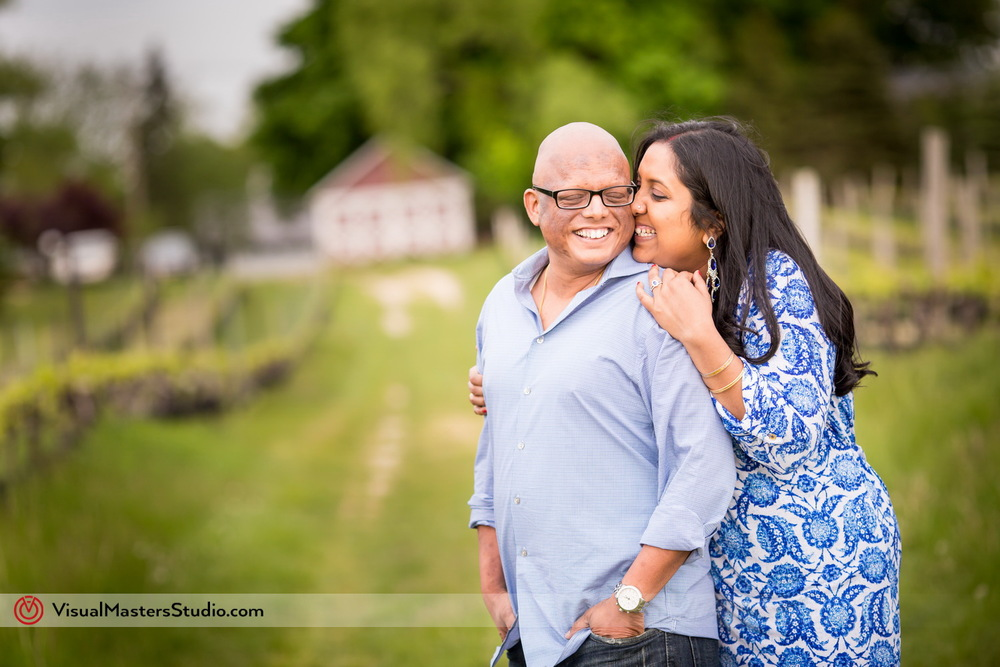 Engagement Prtrait Ideas at Paunamok Vineyards by Visual Masters