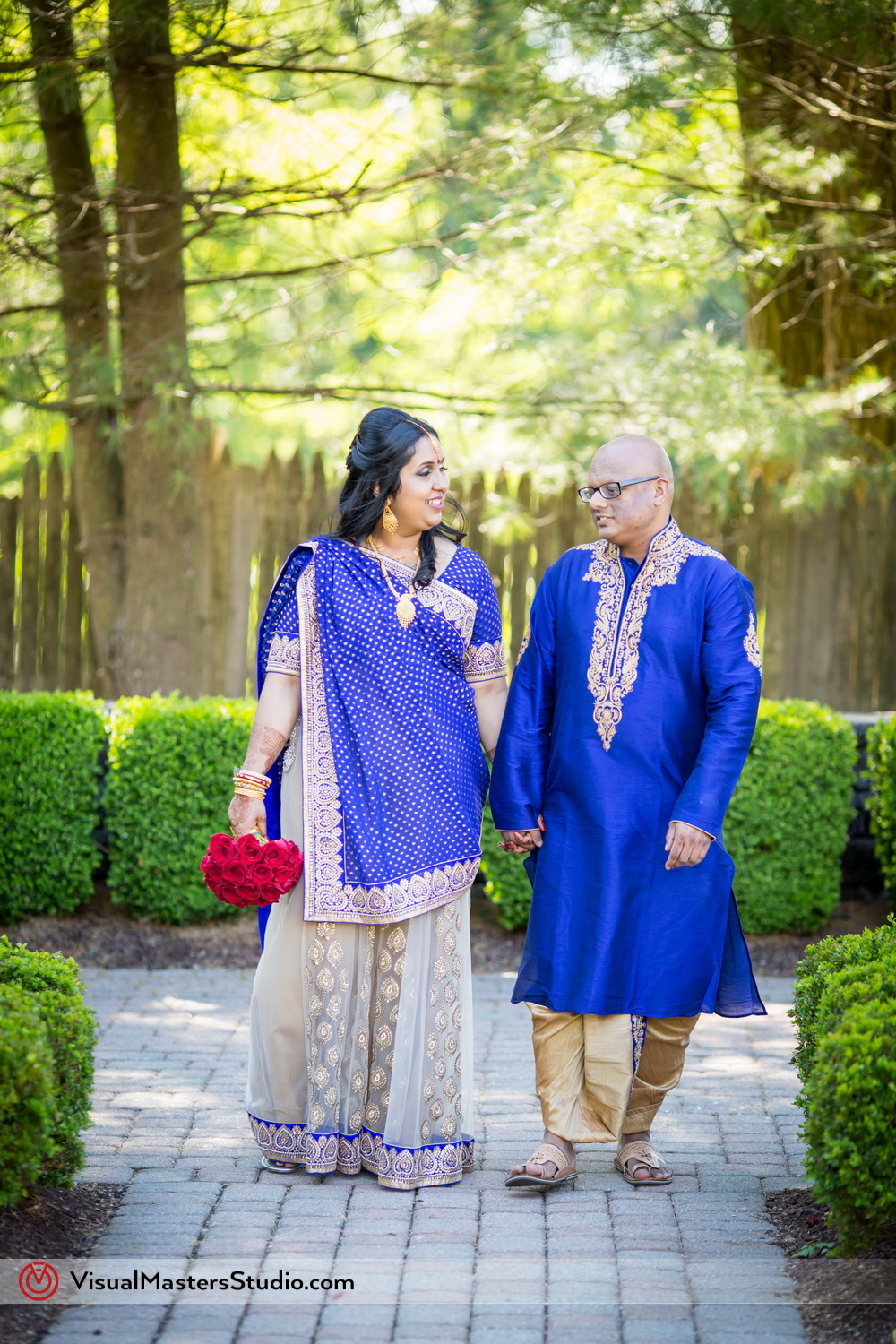 Bridal Photo Session at Mayfair Farms by Visual Masters