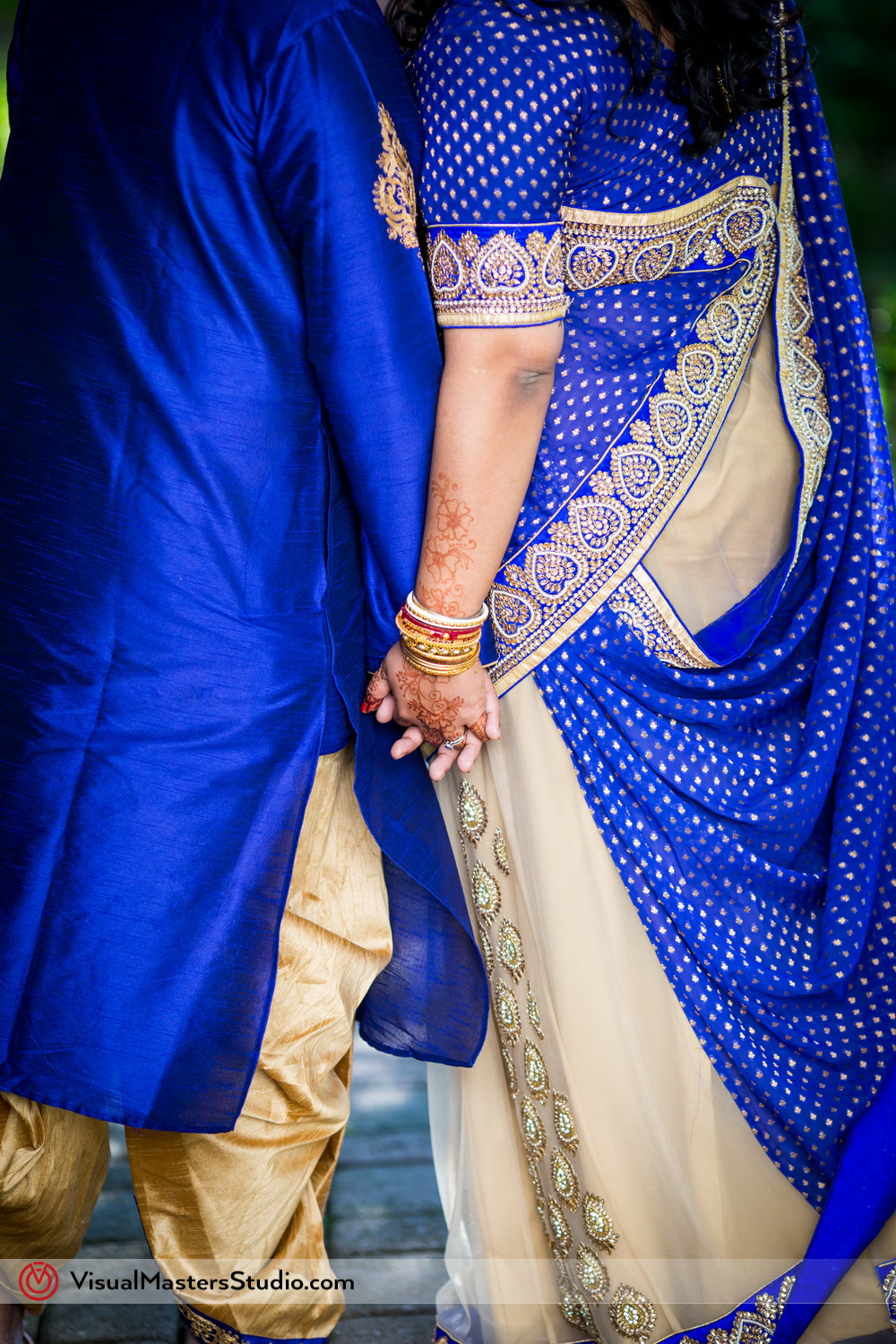 Traditional Indian Lehenga at Mayfair Farms by Visual Masters
