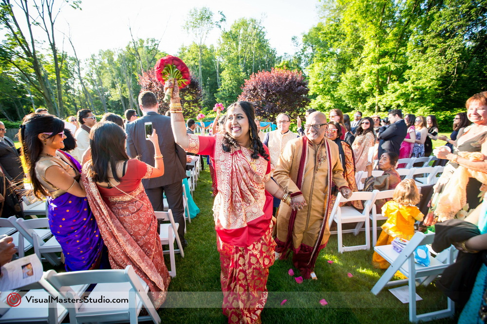 Husband and Wife at Mayfair Farms by Visual Masters