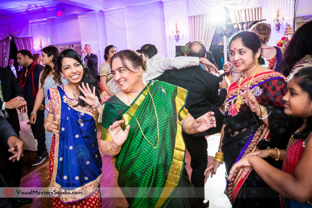 Colorful Lehengas at Mayfair Farms by Visual Masters