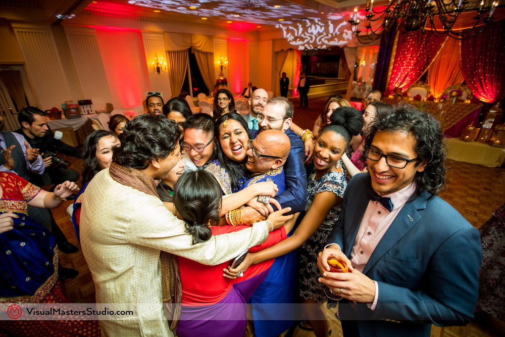 Receprion Party Pictures at Mayfair Farms by Visual Masters