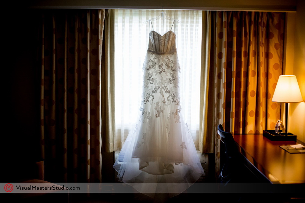 Cotuore Wedding Dress by Visual Masters