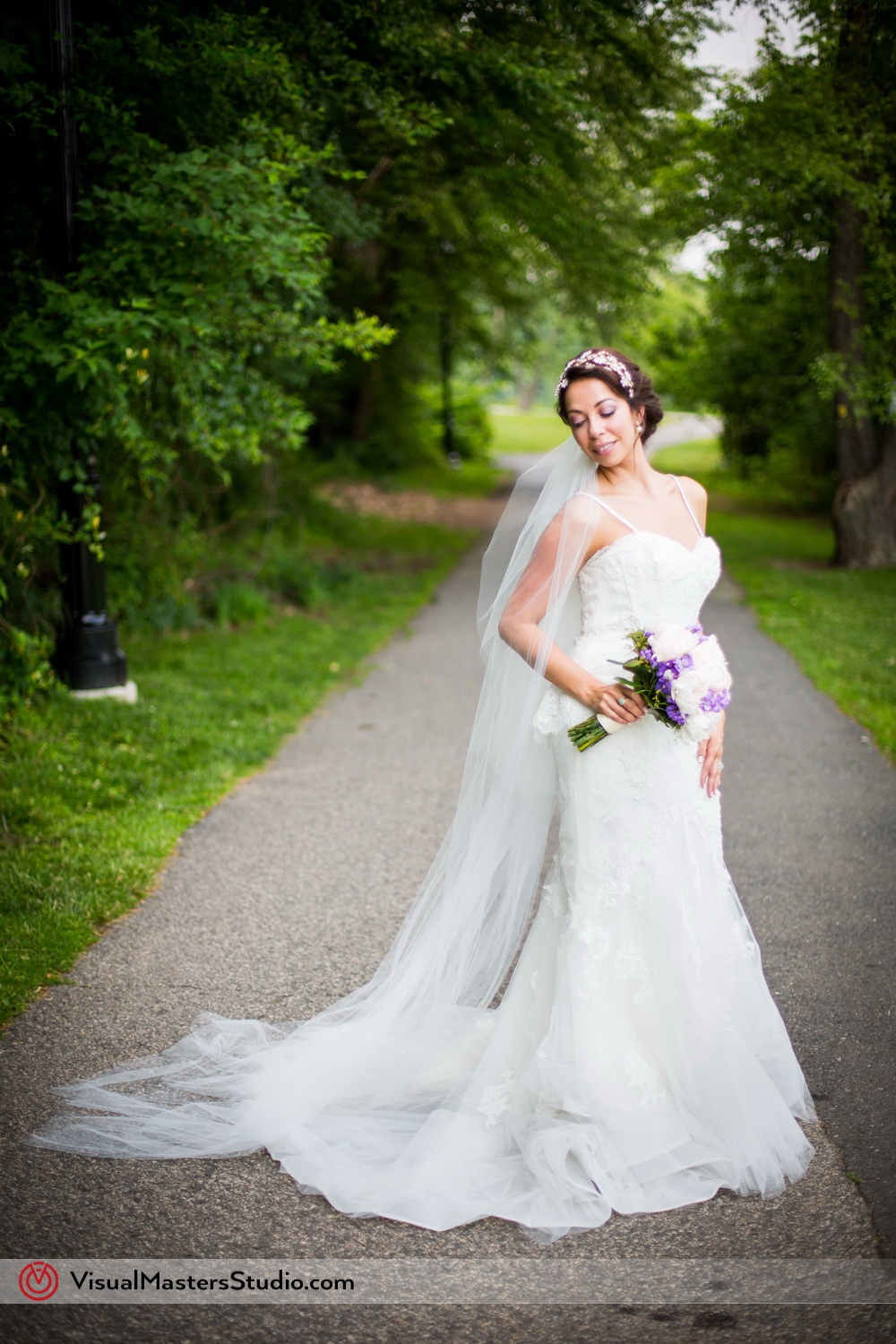 Bride Full Portrait Ideas by Visual Masters
