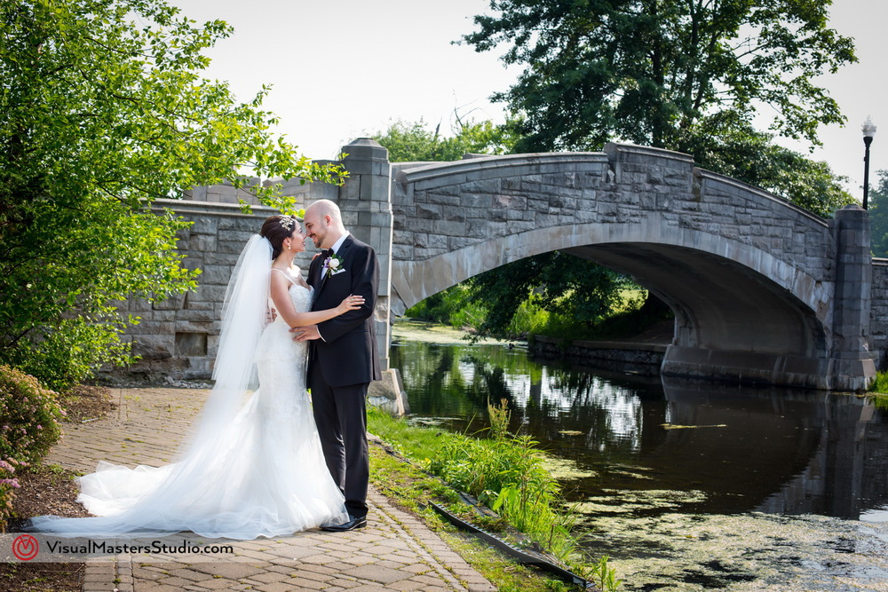 Verona Park Bridal Photo Session by Visual Masters