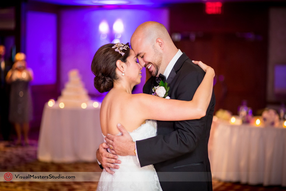 First Dance at Westminister Hotel by Visual Masters