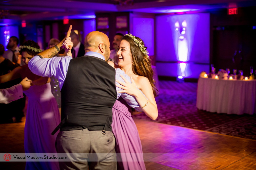 Braidsmaid Dancing at Westminister Hotel by VIsual Masters