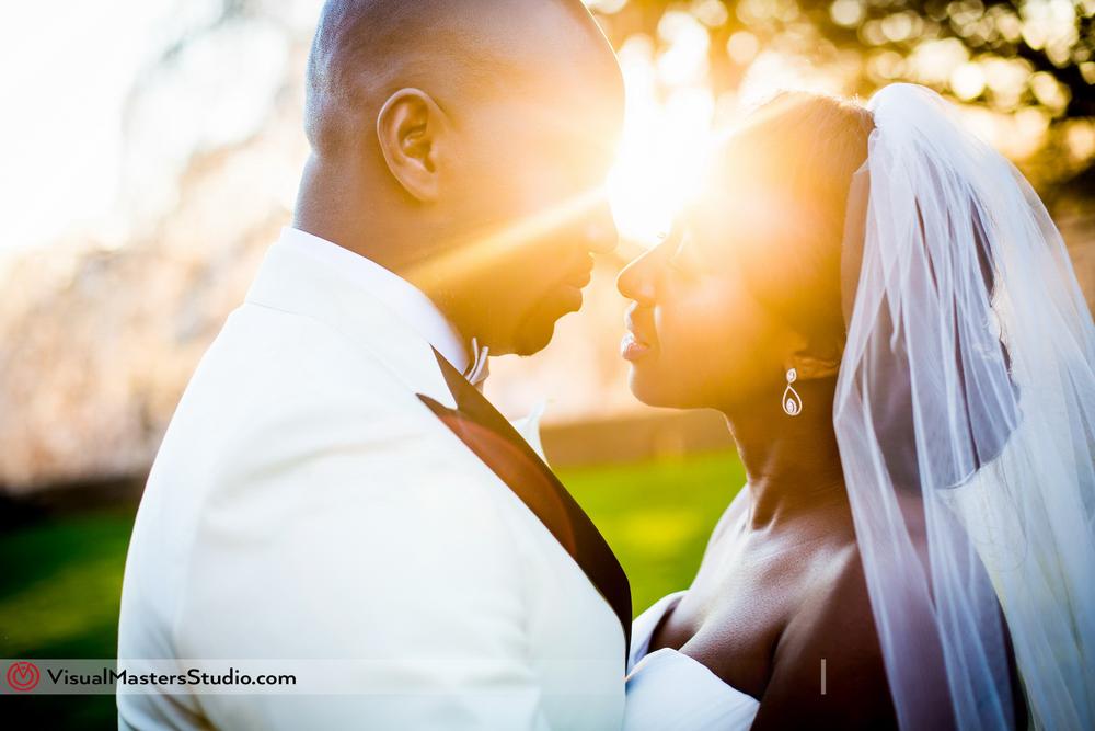 Skylands Manor Wedding of Uzo & Imoudu
