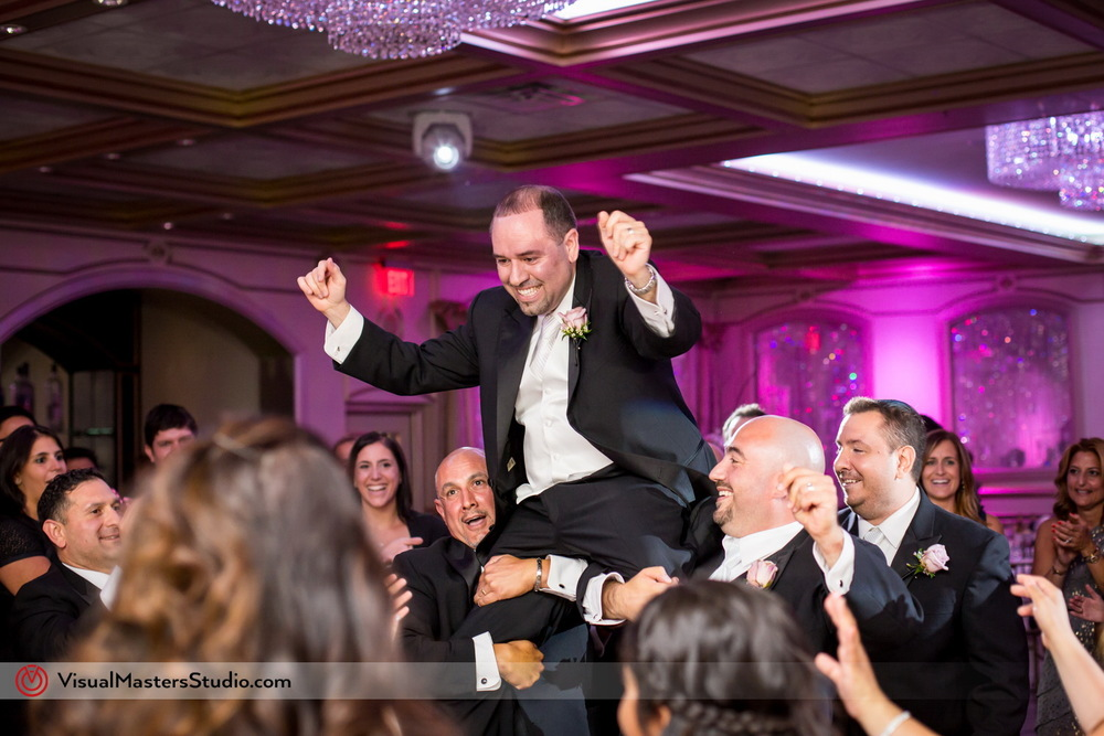 Wedding at Royal Manor in Garfield NJ