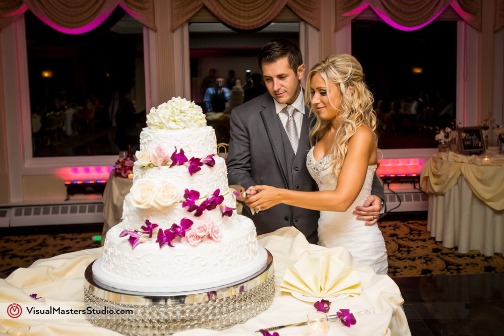 Cake Cutting at The Mill by Visual Masters