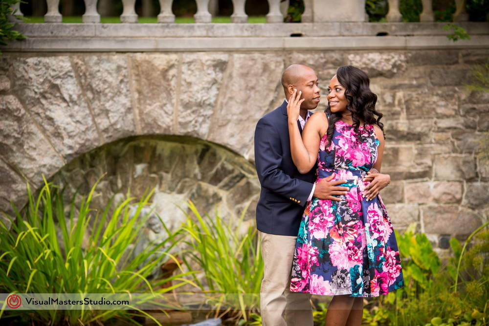 Engagement Session At Skylands Manor In Ringwood, NJ