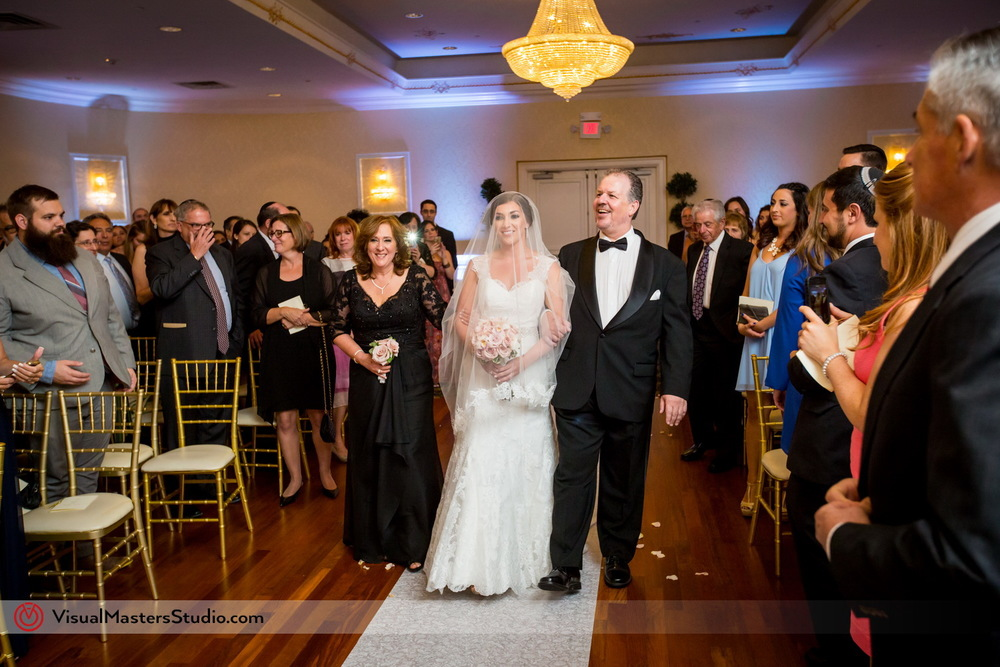 Wedding at Wilshire Grand in West Orange