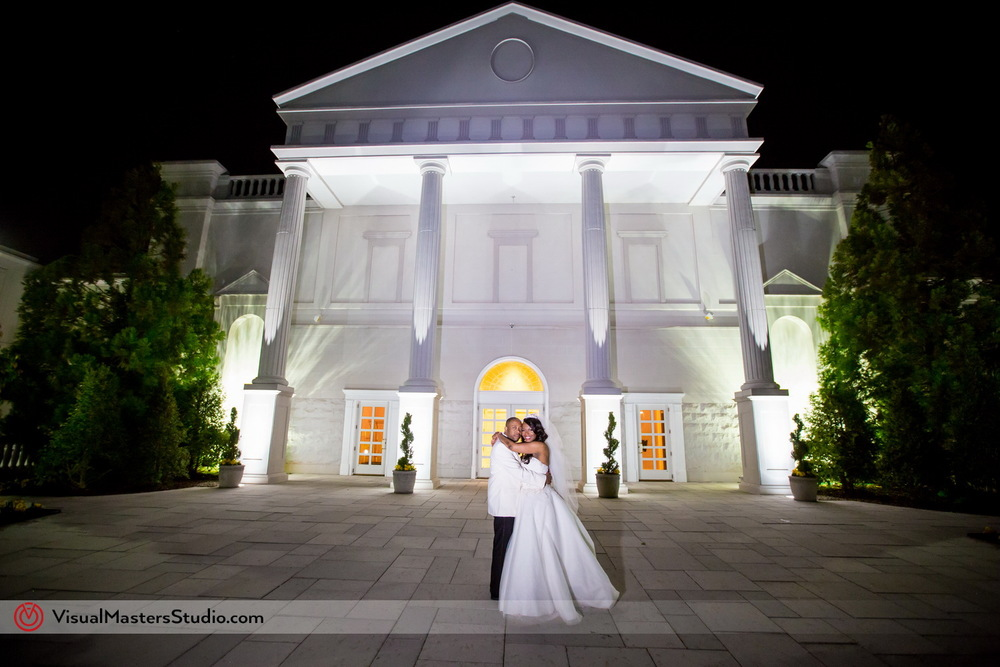 The Palace at Somerset Park wedding