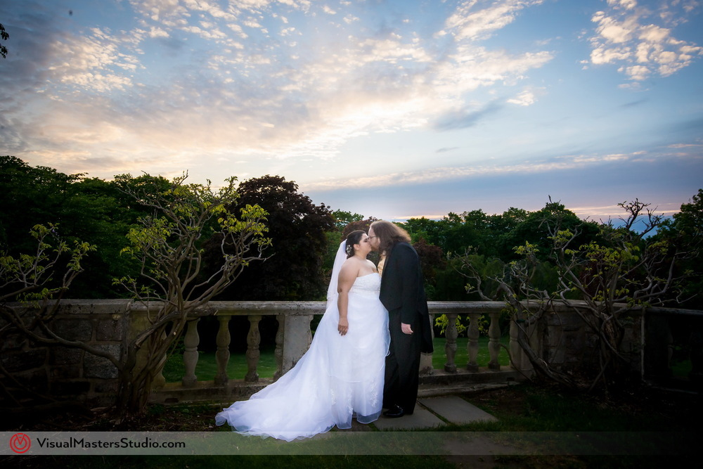 Gigi and David Brida session at The New Jersey Botanical garden by Alberto Lama