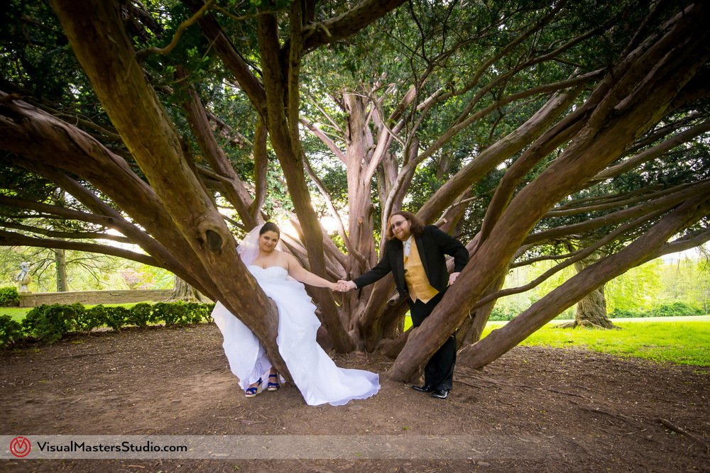 Coolest Wedding Photos by Visual Masters