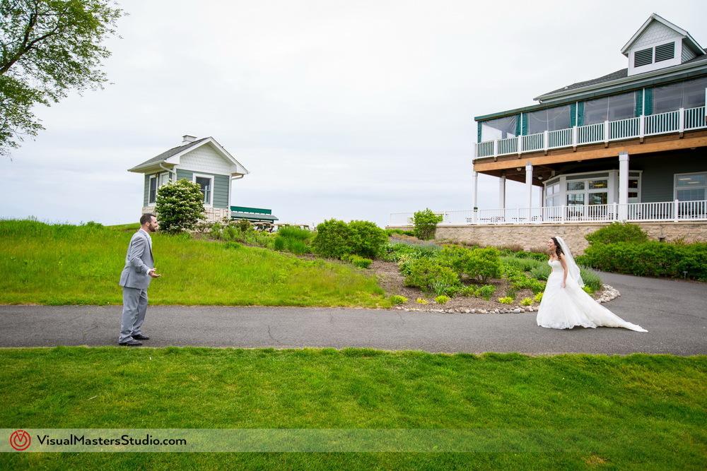 Neshanic Valley Golf Course wedding