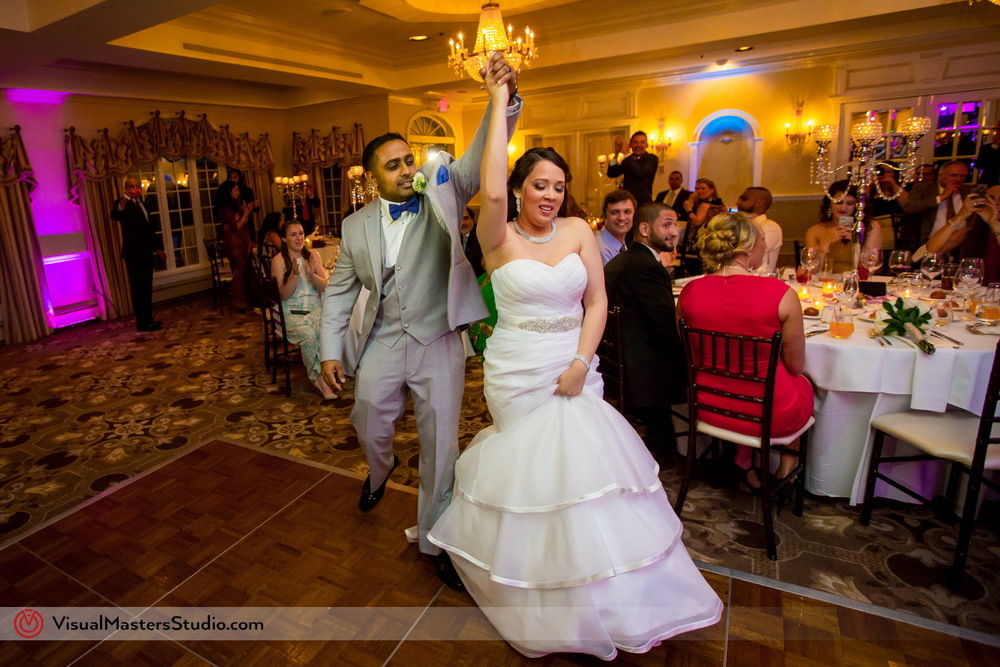 Upper Montclair Country Club wedding
