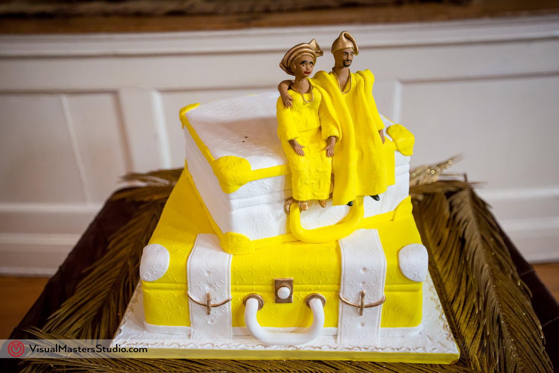 Traditional Nigerian Engagement Ceremony — VisualMasters Wedding ...
