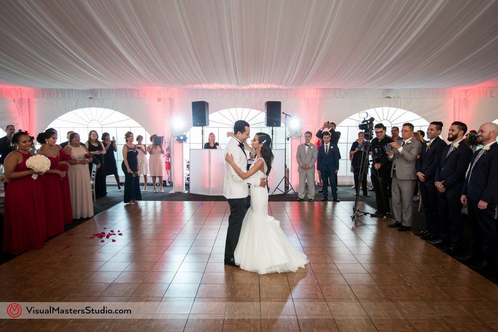 Royce Brook Golf Club  Wedding