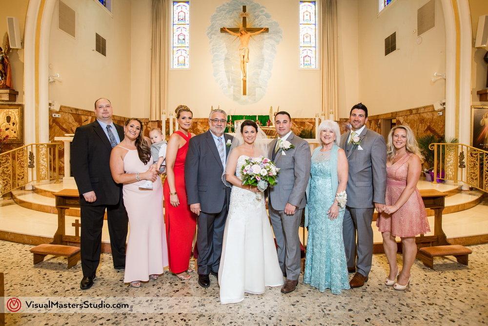 Rock Island Lake Club wedding