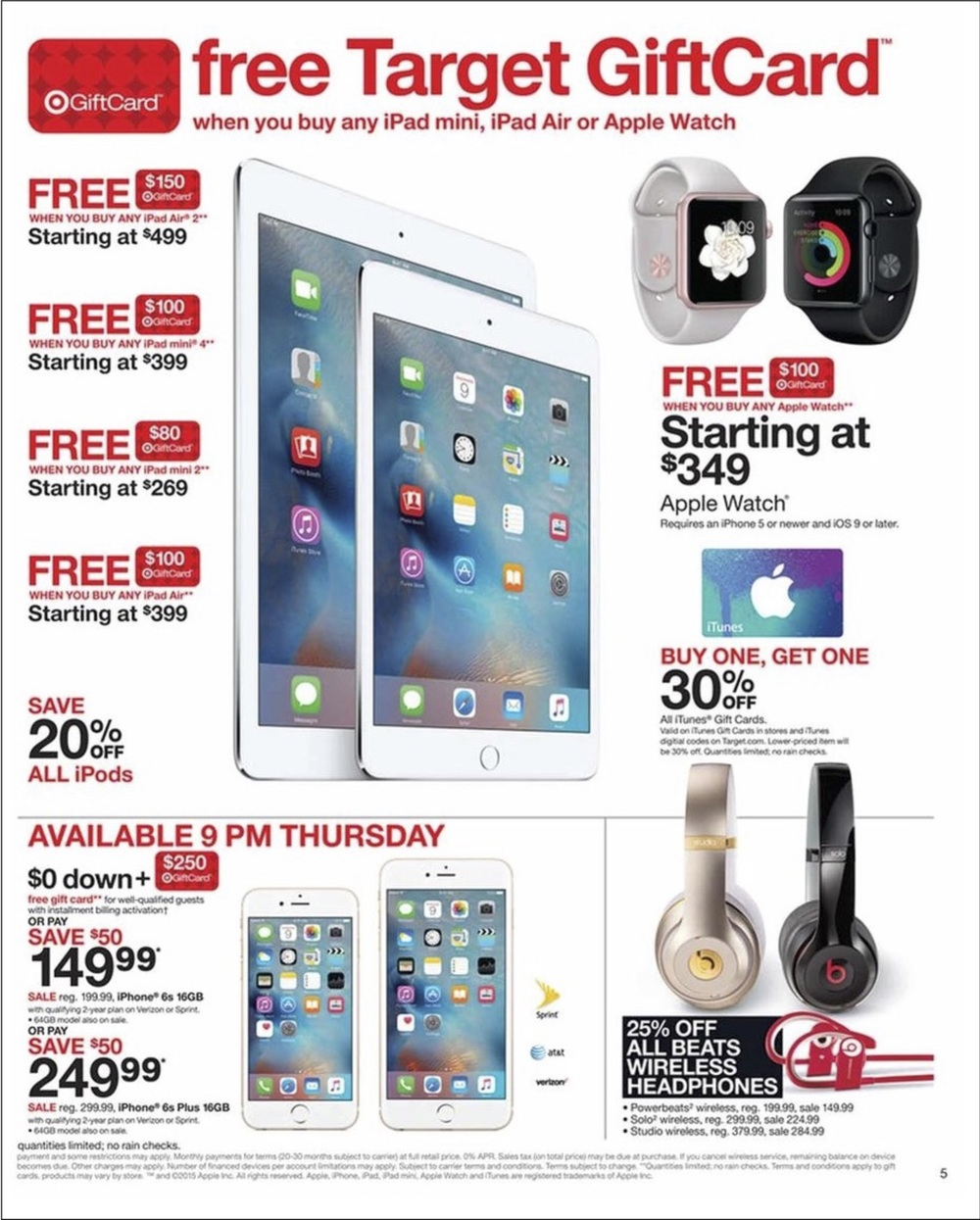 black friday ipod deals target