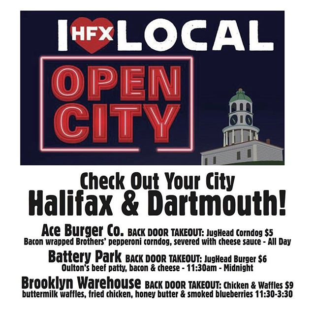 #opencity #ilovelocal #northendhalifax #downtowndartmouth #burgertime #nscraftbeer #eatlocal