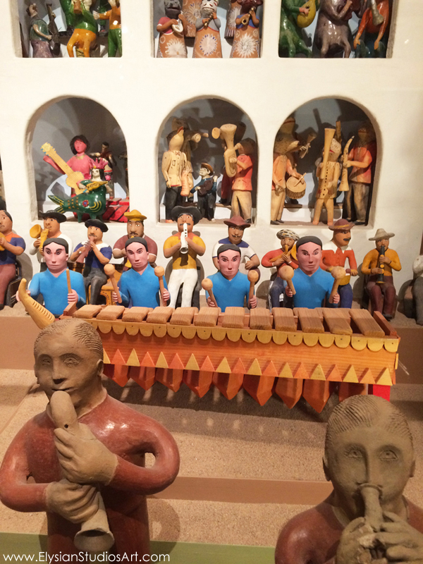 Mexican Folk Art Collection from the International Folk Art Museum