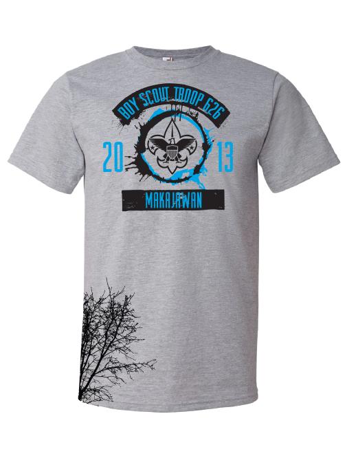 Boy Scout T Shirt Designs