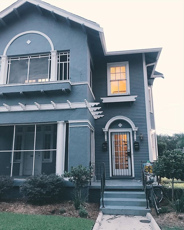 @willwallace7 has a new pad! We brought him a new mattress and bedding and tried to do a little fluffing. He did not get twinkly lights, but who needs them when your house is this cute? These 24 hour trips to New Orleans need an extension! #bebacksoon