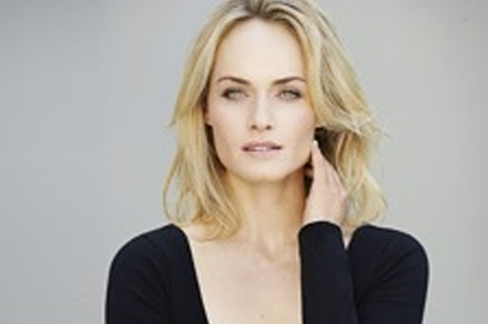 Amber Valletta Model and Eco Fashion Entrepreneur