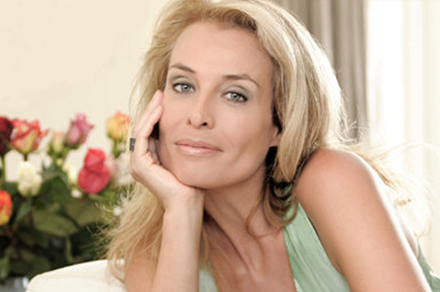 Frederique van der Wal Model and Founder of Frederique's Choice