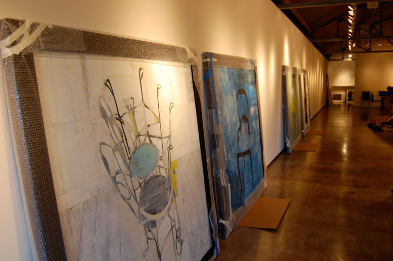 Goodwin Fine Art, installation view