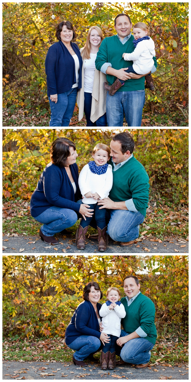 The Hill and Hufham Families