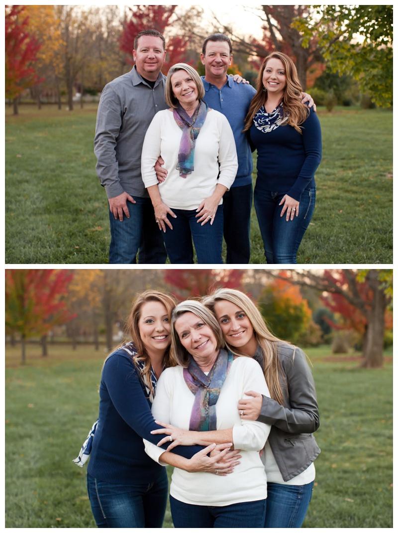 hohenshell & sapp families