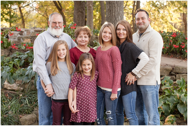 The Gullett Family