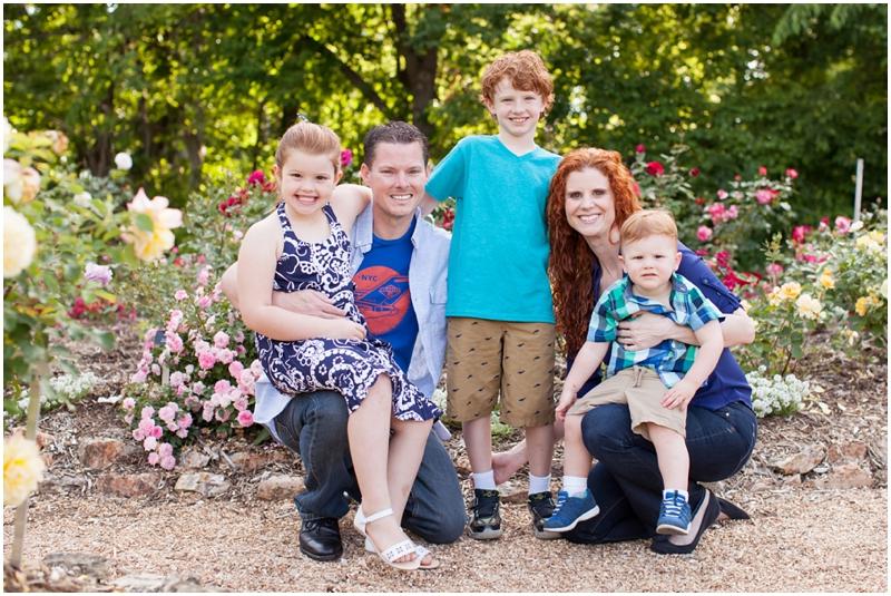 The Garnsey Family