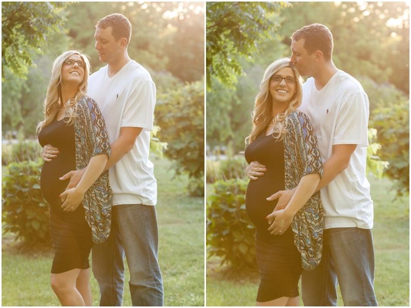 Brandi & Wade | Maternity