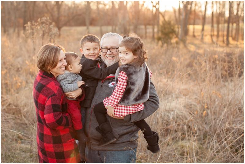 The Huser and Vaega Families