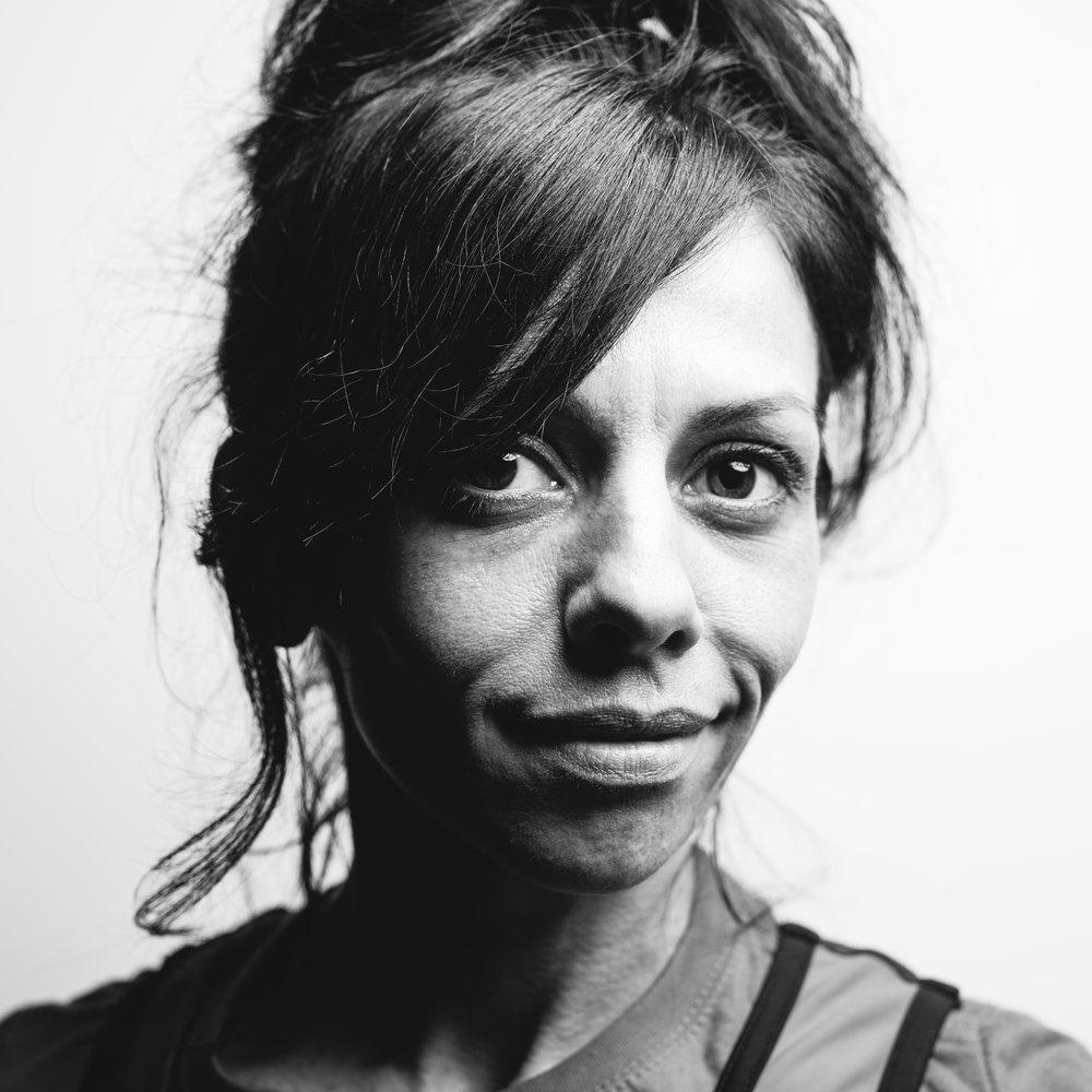 Marisa Inda.