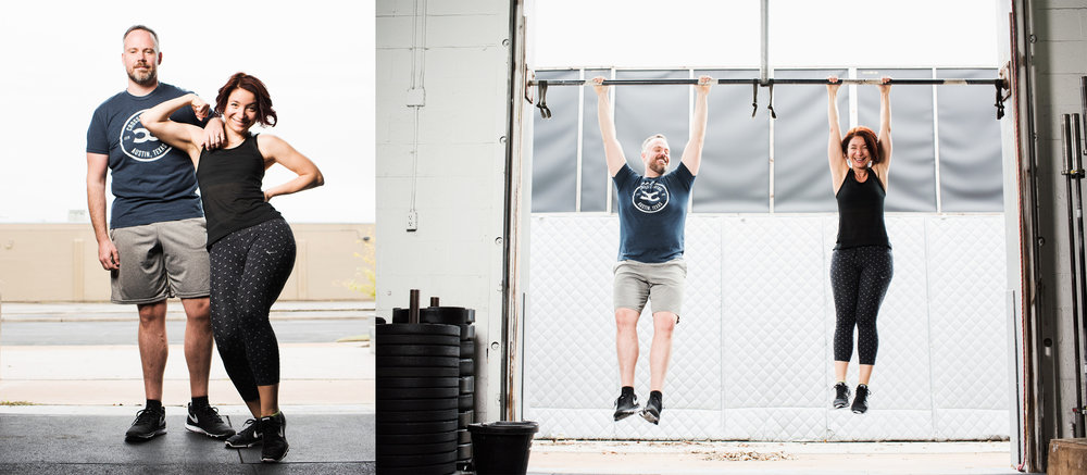 Steve and Vesy are busy working and raising their daughter, but still find time to make their fitness a priority and stay committed. Being healthy and active is simply their family's lifestyle. Not only have Steve and Vesy seen great results since joining the CrossFit Central community, but they have taken on new adventures together like the Tough Mudder!    Read their story:  http://bit.ly/2016CCSuccessSteveAndVesy