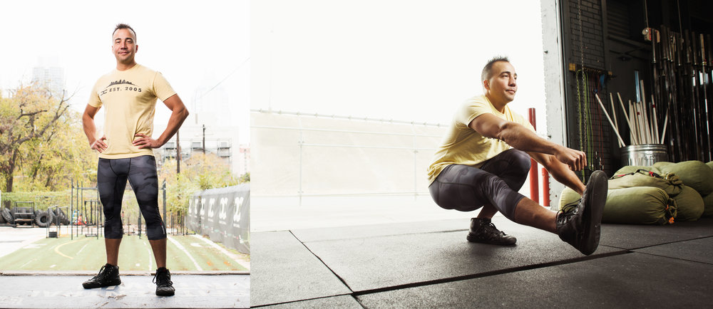 """""""Since joining CrossFit Central my body composition has completely changed. I hardly recognize myself sometimes, nor did I ever think I could look or feel this way, even in my 20s. I previously had a broken snatch/clean/squat form with no core stability. I could move a lot of weight, but I was using the wrong muscle groups. Now, everything is performed with a solid core as the basis.""""    Read Keith's Story:  http://bit.ly/2016CCSuccessKeith"""