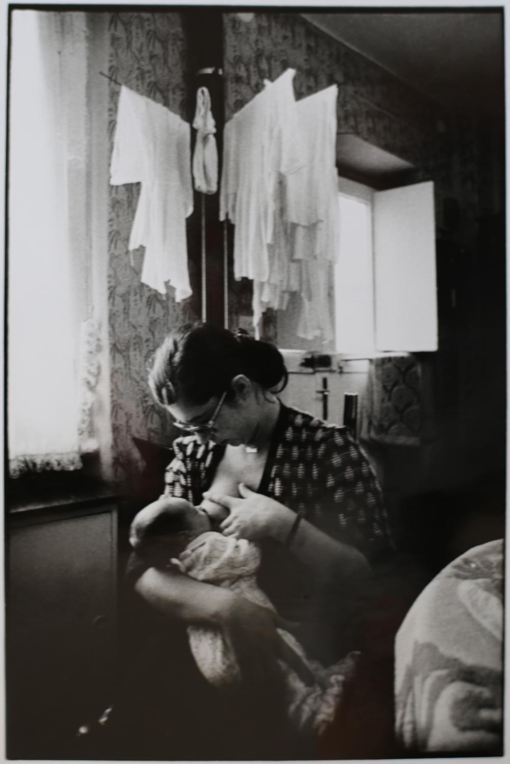 """""""Case di righiera"""". Milano, 1972-1975."""