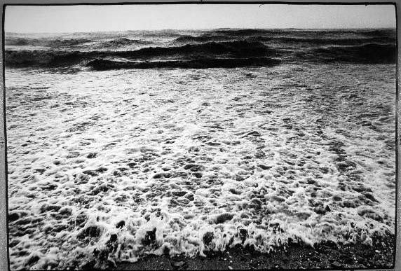 """""""Liguria di Ponente"""": Mareggiata. 1968."""